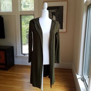 Olive & Oak Hooded Duster
